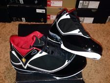 5abe9afa4fe5 Air Jordan 2009 HOF Hall of Fame Black Red ON HAND READY TO SHIP DS  371499-031