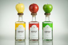 Krysp Orchard & Distillery (Branding and Packaging) on Behance