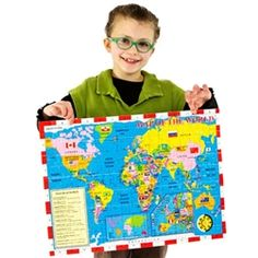 Ravensburger 200 - Piece World Map Puzzle