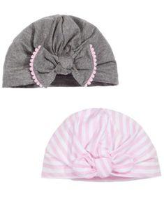 d4f42d39dde First Impressions Baby Girls Turban Headbands