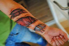 Confira algumas das tatuagens em 3D mais impressionantes do mundo e inspire-se   MULHERES.com ESTILO
