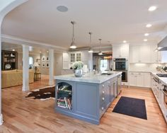 Kitchen Island Design, Pictures, Remodel, Decor and Ideas - page 10