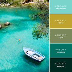 Color palette ideas