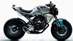 "Honda представила концептуальный мотоцикл 150SS Racer - Журнал ""МОТО"" - МОТО-MAGAZINE - За Рулем"