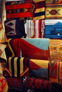 Native American rugs for sale in Sedona-AZ