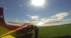 Tandem Skydive in Zagreb en Hvar Kroatie. Te boeken op AdventureTickets.nl