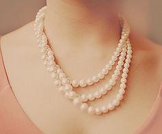 pearls..