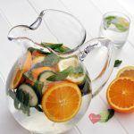Suco Detox de Frutas Vermelhas com Chia Para Emagrecer