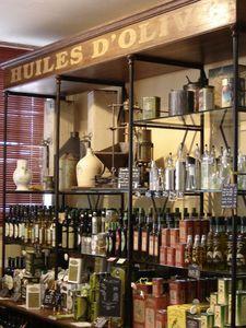 Huiles D' Olive, France.