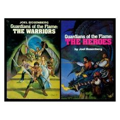 Guardians of the Flame: The Warriors (The Sleeping Dragon / The Sword and the Chain / The Silver Crown): Joel Rosenberg,Steve Ferris: 9781568650616: Amazon.com: Books