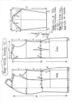 Kids Clothing Stores Near Me Key: 2266932081 Mccalls Patterns, Dress Sewing Patterns, Sewing Patterns Free, Clothing Patterns, Blazer Pattern, Jacket Pattern, Bolero Pattern, Sewing Hacks, Sewing Tutorials