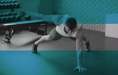All you need is one light dumbbell—and some serious core strength