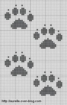 Here are some charts that I love very much. You can knit black and white or choose a different color combin...