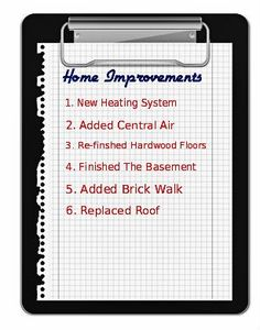 What are the home improvements that will help make your house sell? Take a look at some of the best home improvements and how you should market them when selling a home: www.maxrealestate... #realestate