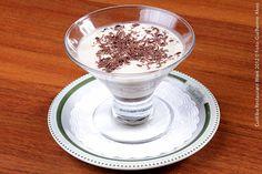 Famiglia Fadanelli (jantar)  Tiramisú  Pão de ló aromatizado com café. Creme mascarpone com raspas de chocolate