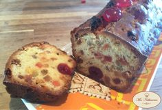 Cake aux fruits confits de Pierre Hermé / Mes Nâthisseries Galette, Banana Bread, French Toast, Muffin, Breakfast, Desserts, Food, Cakes, Milk Box