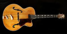 Bräuer archtop guitar