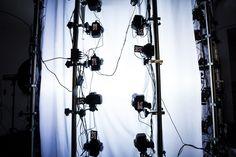 Corbel 3D Showercurtain