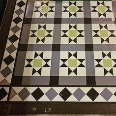 #RD101-50mm #RDB205 #flooring #design #borders #victorian #marmoleum #tiles #debruyn #debruyns #forbomarmoleum #forbo