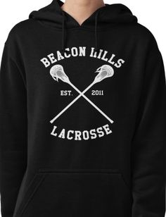 Teen Wolf - Beacon Hills Lacrosse Pullover Hoodie