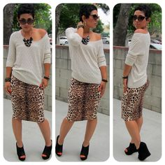 Today's Look: The Cat's Meow  www.mimigstyle.com