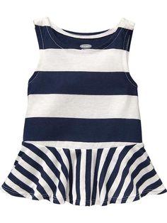 Old Navy Ss Old Navy Toddler Girl Fashionista Kids My Girl Peplum