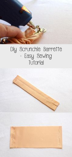 DIY Scrunchie Barrette - Easy Sewing Tutorial - Orange Bettie #Hairscrunchie #diyscrunchie DIY Scrunchie Barrette - Easy Sewing Tutorial - Orange Bettie #Hairscrunchie #diyscrunchie DIY Scrunchie Barrette - Easy Sewing Tutorial - Orange Bettie #Hairscrunchie #diyscrunchie DIY Scrunchie Barrette - Easy Sewing Tutorial - Orange Bettie #Hairscrunchie Sewing Machine Projects, Sewing Projects For Beginners, Sewing Tutorials, Sewing Crafts, Diy Crafts, Christmas Sewing Projects, Malu, Sewing For Kids, Sewing Clothes