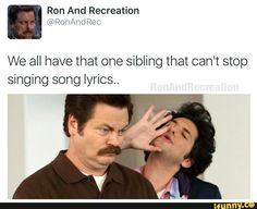 Whenever you'd ask them to stop doing something annoying, but it would only provoke them to do it even MORE: 21 Worst Things Your Siblings Could Do To You Growing Up Really Funny Memes, Stupid Funny Memes, Funny Relatable Memes, Haha Funny, Funny Cute, Funny Humor, Really Funny Pictures, Funny Kids, Siblings Funny