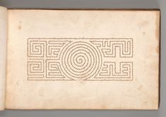 Anonymous | Album with Examples of Calligraphy and Micrography | The Met Cursive, Sacred Geometry, Anonymous, Black And Brown, Initials, Calligraphy, Shapes, Album, Ink