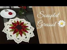 Sousplɑt Girɑssol ❀ - YouTube