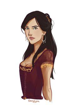 Queen of Shadows ^^...Lysandra