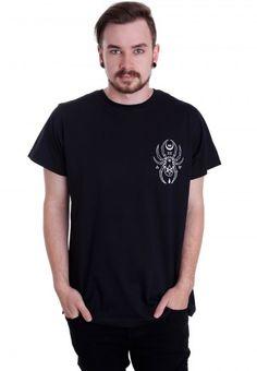 Disturbia - Black Widow Long - T-Shirt - Offizieller Streetwear Online Shop - Impericon.com