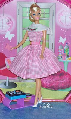 1965 Dancing Doll Swirl Ponytail Barbie | Flickr - Photo Sharing!
