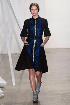 Suno Fall 2013 RTW Collection - Fashion on TheCut