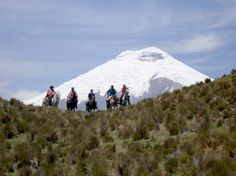Riding in Ecuador with my friend Sally at rideandes.com  A GREAT TIME