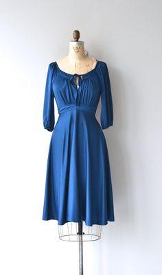 New Alchemy dress vintage 1970s dress 70s peasant by DearGolden