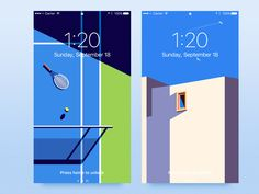 Minimalist Wallpaper Vol 1 - illustration designed by Iftikhar Shaikh. Connect with them on Dribbble; the global community for designers and creative professionals. Minimal Desktop Wallpaper, Minimalist Wallpaper, Mobile Design, App Design, Free Iphone, Design Inspiration, Creative, Ui Ux, Vector Illustrations