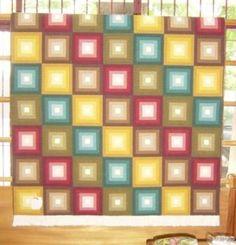 geometric colorful arraiolo rug