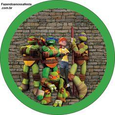 Arquivo para Tartarugas Ninjas - Fazendo a Nossa Festa