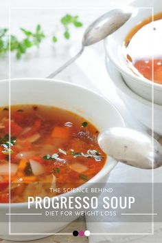 What's the Progresso soup diet all about? Time to find out!