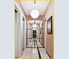 Casa Milano anni 40 Portaluppi - Living