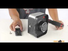 ▶ BlackMagic Design Cinema Camera or Production 4K Video Cage - YouTube