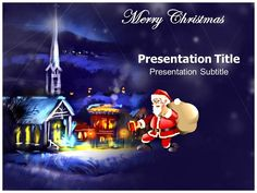 Idea source powerpoint template slideworld adventure create your own invitation for a christmas party or christmas celebration with our online christmas powerpoint toneelgroepblik Choice Image
