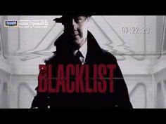 The Blacklist Promo #2 She Wants the List He Wants Control [HD] Series Premiere - YouTube