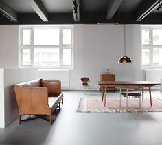 "671 Likes, 9 Comments - Dansk Møbelkunst Gallery (@marielouise_hostbo) on Instagram: ""#mondaymorning #copenhagen #showroom #danskmøbelkunst #kaareklint #märtamååsfjetterström…"""