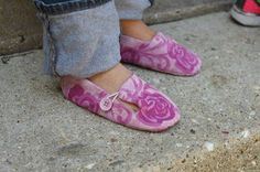 Sew and Tell with the Children's Loafers!  This PDF sewing pattern will be 25% off all during the month of November at Fairytale Frocks & Lollipops!