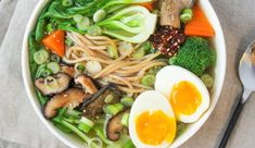 12 Fast and Easy Weeknight Recipes | Kitchn Quick Egg Recipes, Great Recipes, Cooking Recipes, Weeknight Recipes, Easy Weeknight Dinners, Dinner Recipes, How To Make Ramen, Food To Make