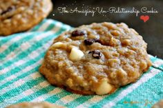 The Amazing 'Un-Relationship' Chocolate Chip Cookie | wallflour girl