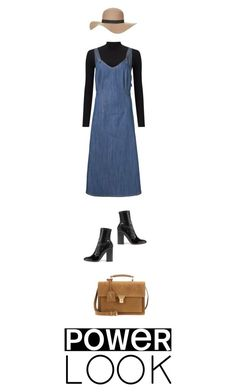 """""""#american"""" by haineni ❤ liked on Polyvore featuring Miss Selfridge, ADAM, Valentino, Yves Saint Laurent, Topshop and powerlook"""
