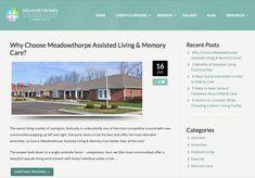 Meadowthorpe Assisted Living & Memory Care, Lexington, KY blog.